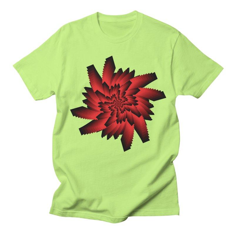 Into the Red Eye Women's Regular Unisex T-Shirt by nickaker's Artist Shop