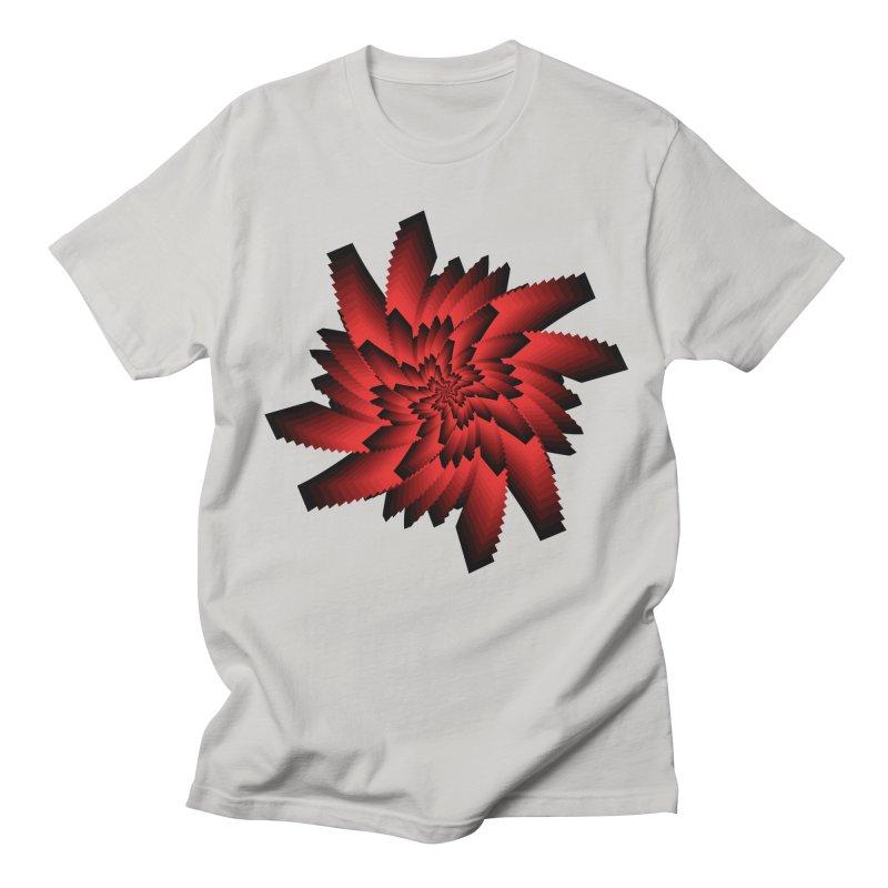 Into the Red Eye Men's Regular T-Shirt by nickaker's Artist Shop