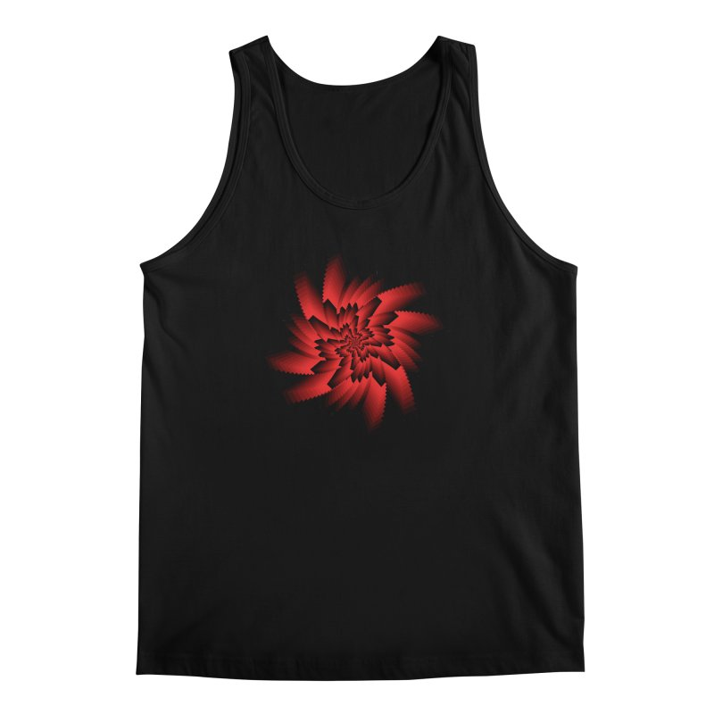 Into the Red Eye Men's Tank by nickaker's Artist Shop