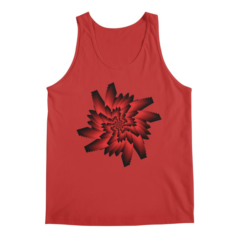 Into the Red Eye Men's Regular Tank by nickaker's Artist Shop
