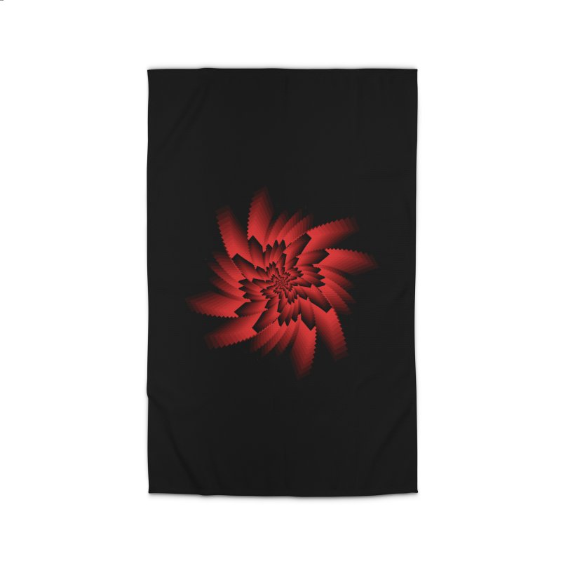 Into the Red Eye Home Rug by nickaker's Artist Shop