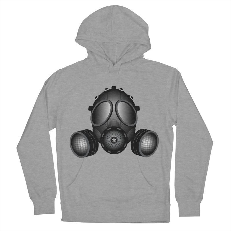 Gas Mask Women's Pullover Hoody by nickaker's Artist Shop