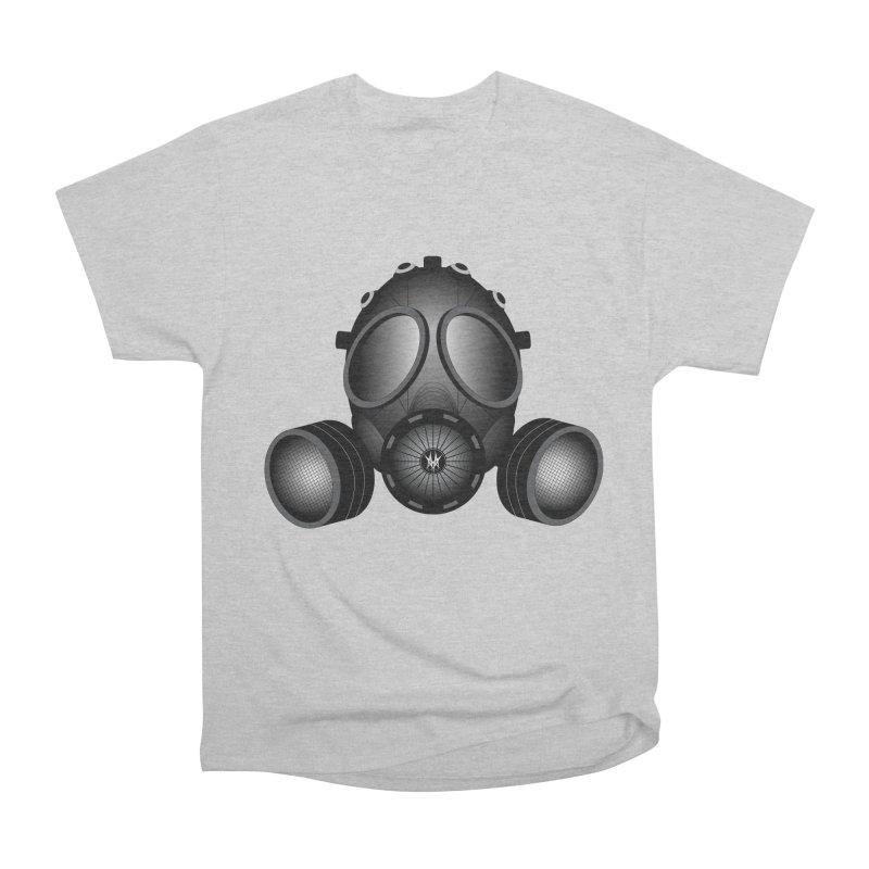 Gas Mask Men's Classic T-Shirt by nickaker's Artist Shop