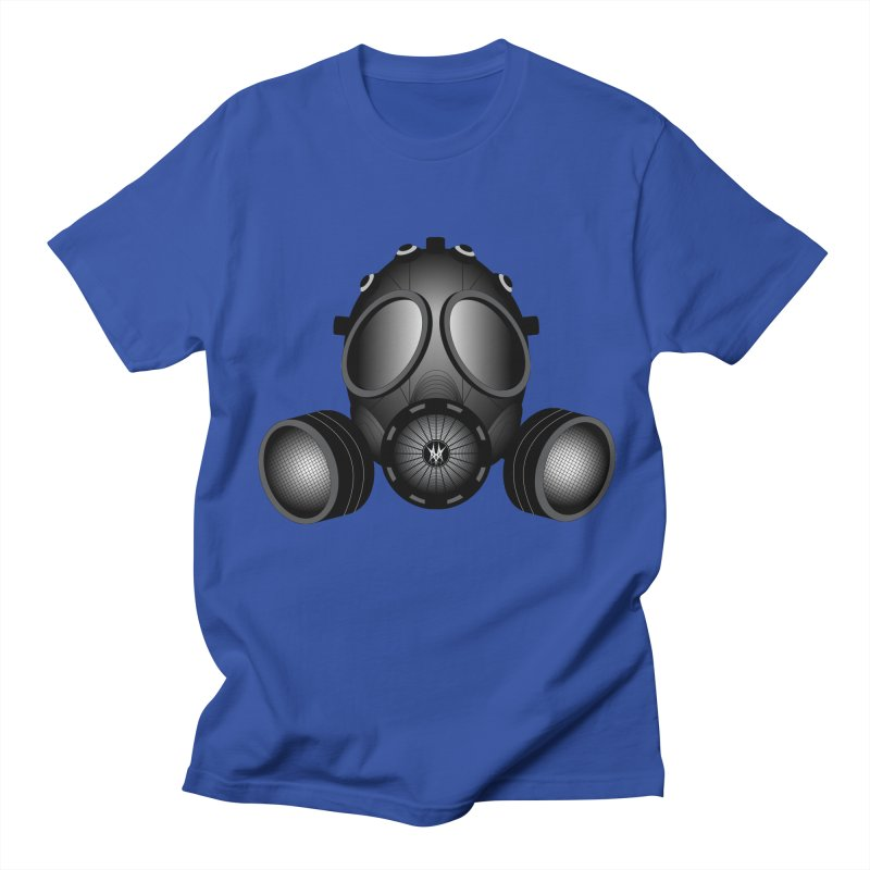 Gas Mask Women's Unisex T-Shirt by nickaker's Artist Shop