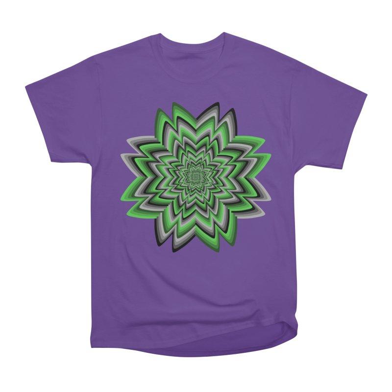 Wacky Clover Women's Classic Unisex T-Shirt by nickaker's Artist Shop