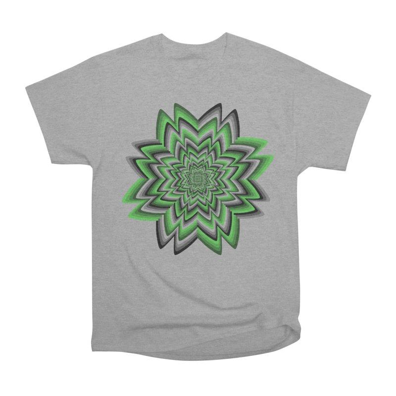 Wacky Clover Men's Heavyweight T-Shirt by nickaker's Artist Shop