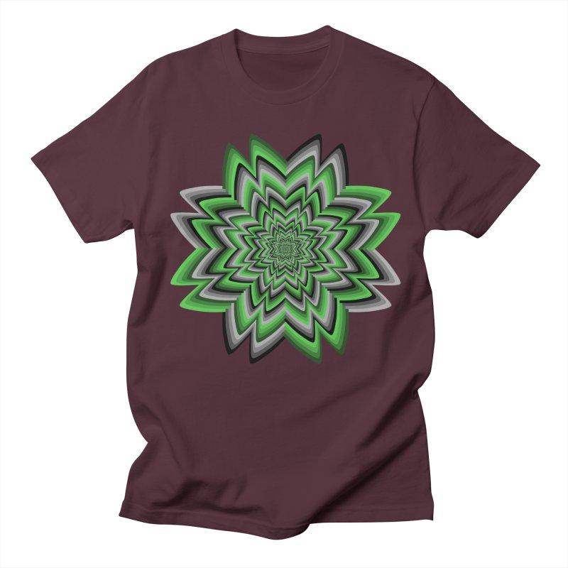 Wacky Clover Women's Unisex T-Shirt by nickaker's Artist Shop