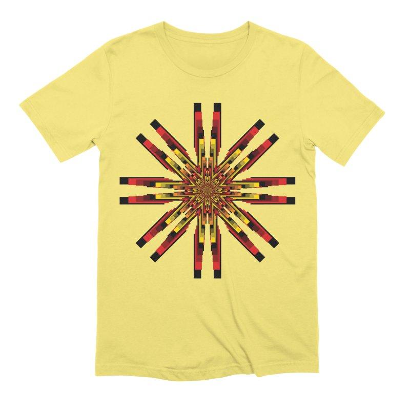 Gears - Autumn Men's Extra Soft T-Shirt by nickaker's Artist Shop
