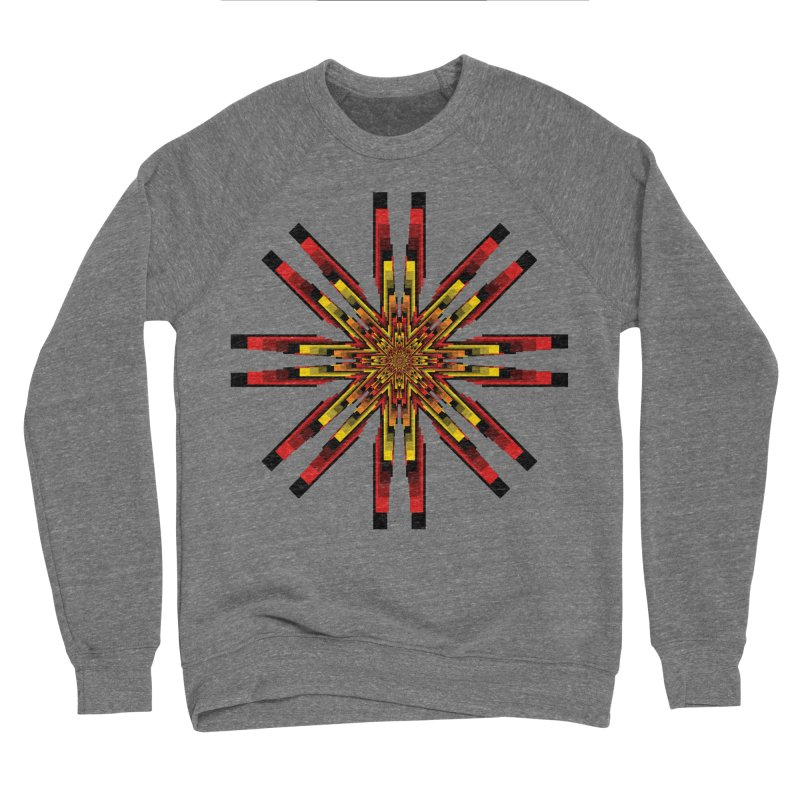 Gears - Autumn Men's Sponge Fleece Sweatshirt by nickaker's Artist Shop