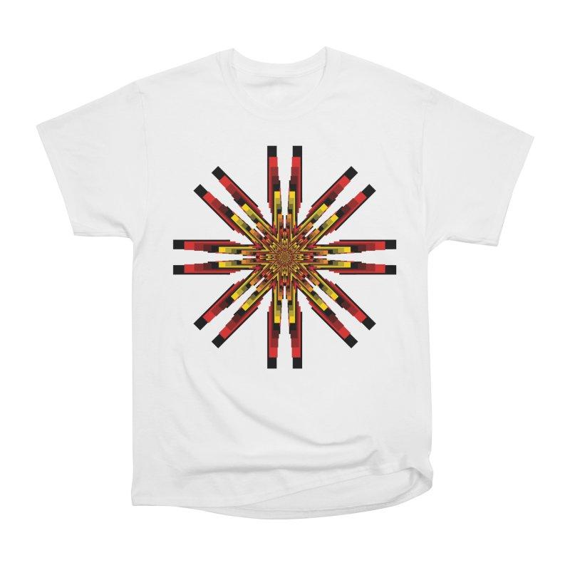 Gears - Autumn Men's Heavyweight T-Shirt by nickaker's Artist Shop