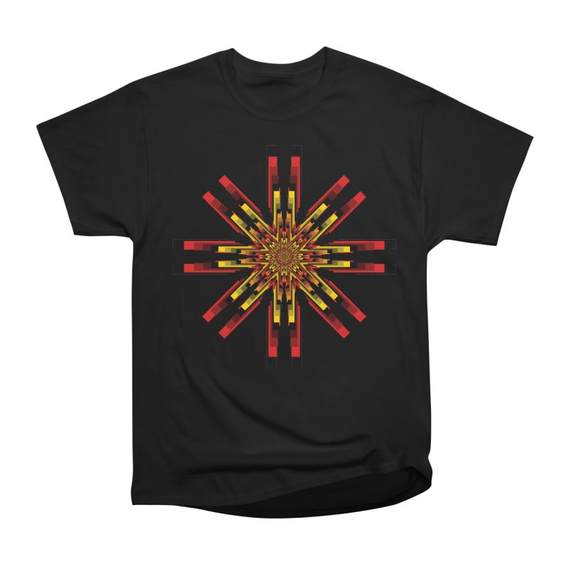 Gears - Autumn Women's Heavyweight Unisex T-Shirt by nickaker's Artist Shop