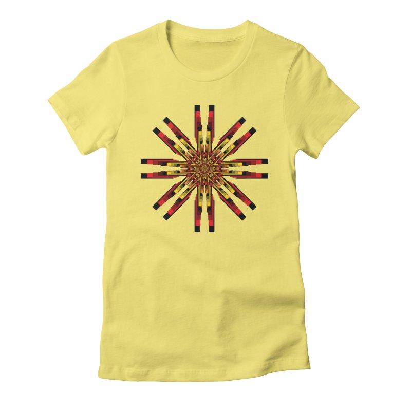 Gears - Autumn Women's T-Shirt by nickaker's Artist Shop