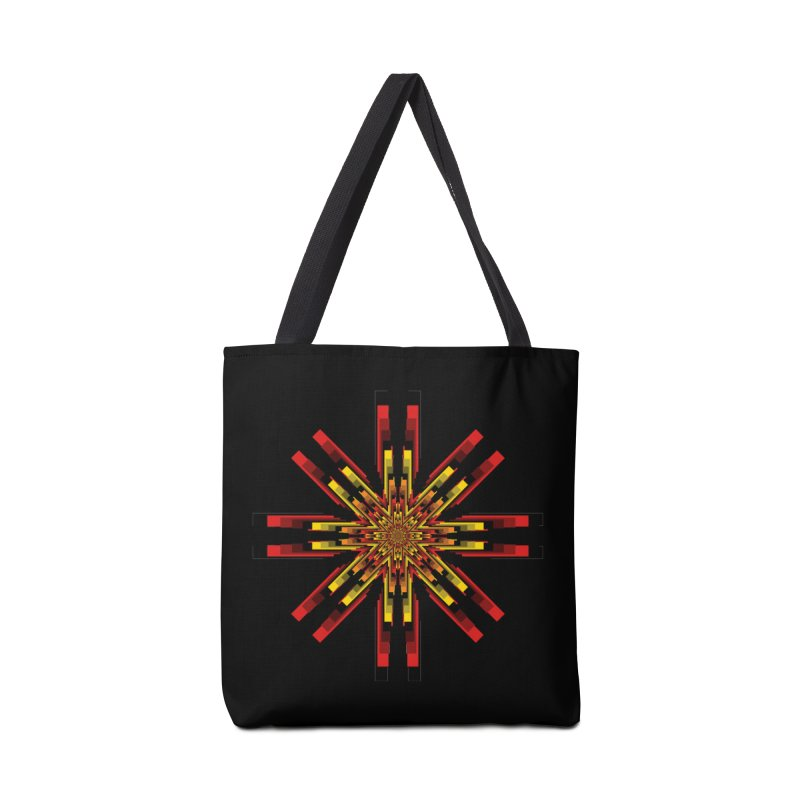 Gears - Autumn Accessories Tote Bag Bag by nickaker's Artist Shop
