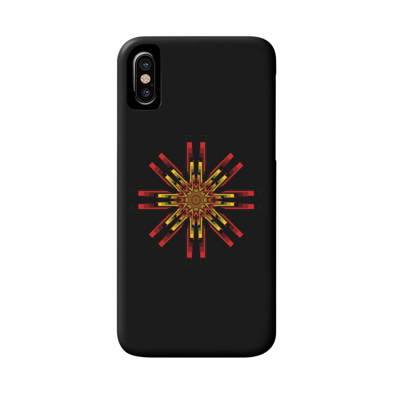 Gears - Autumn Accessories Phone Case by nickaker's Artist Shop