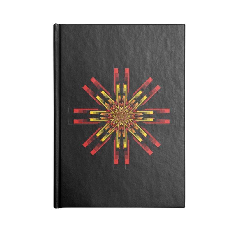 Gears - Autumn Accessories Blank Journal Notebook by nickaker's Artist Shop