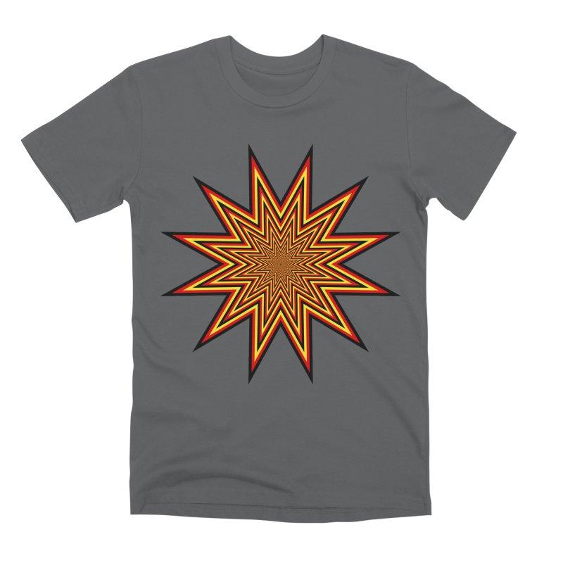 12 Star Men's Premium T-Shirt by nickaker's Artist Shop
