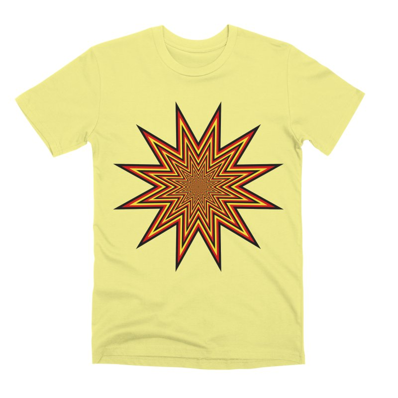 12 Star Men's Premium T-Shirt by nickaker's Artist Shop
