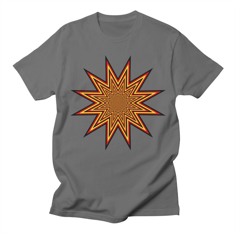 12 Star Men's T-Shirt by nickaker's Artist Shop