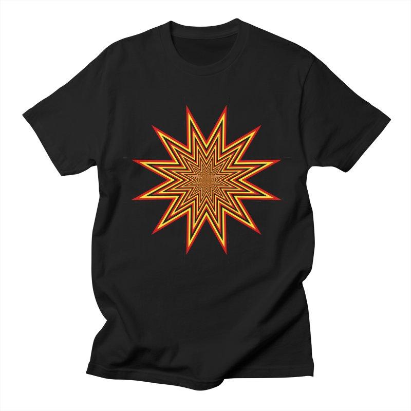 12 Star Women's Unisex T-Shirt by nickaker's Artist Shop