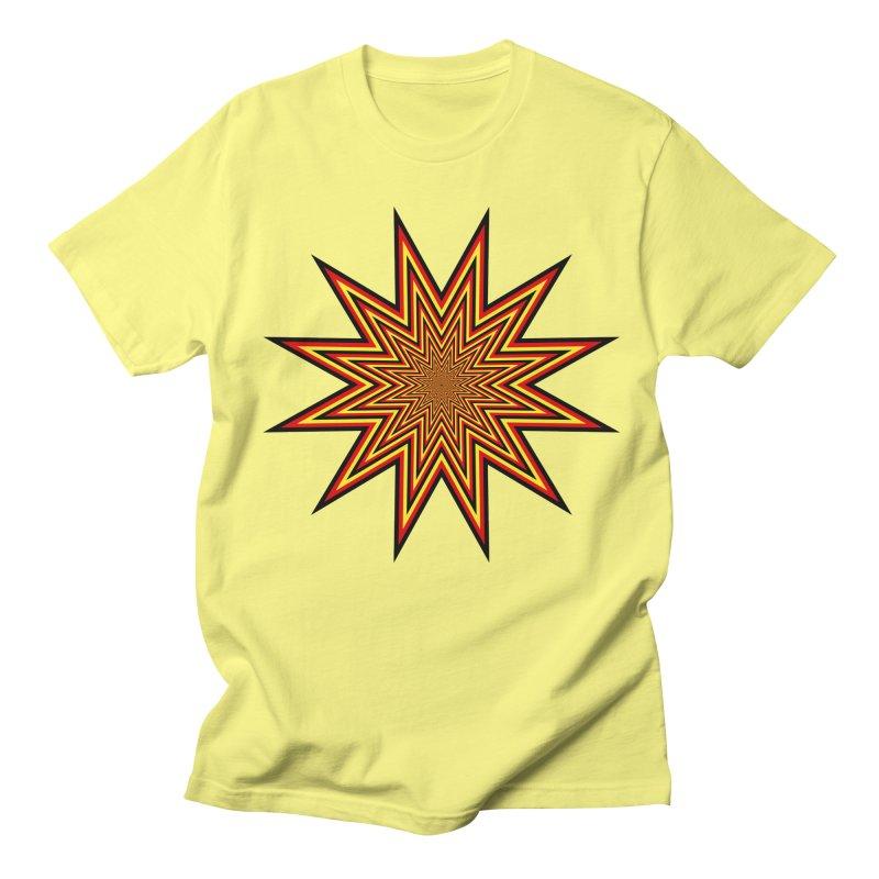 12 Star Women's Regular Unisex T-Shirt by nickaker's Artist Shop
