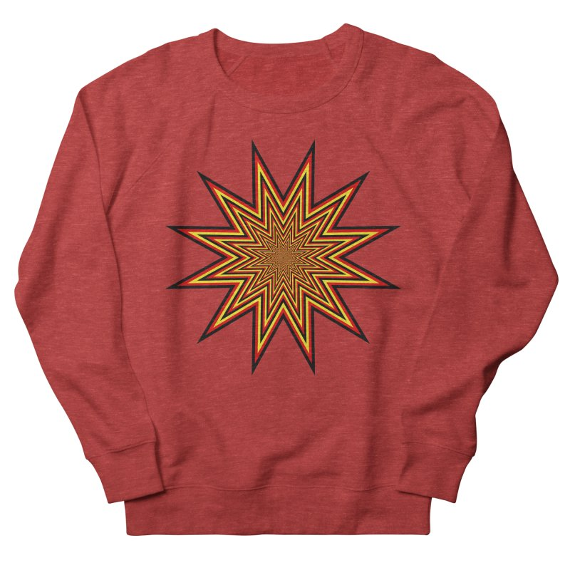 12 Star Men's Sweatshirt by nickaker's Artist Shop
