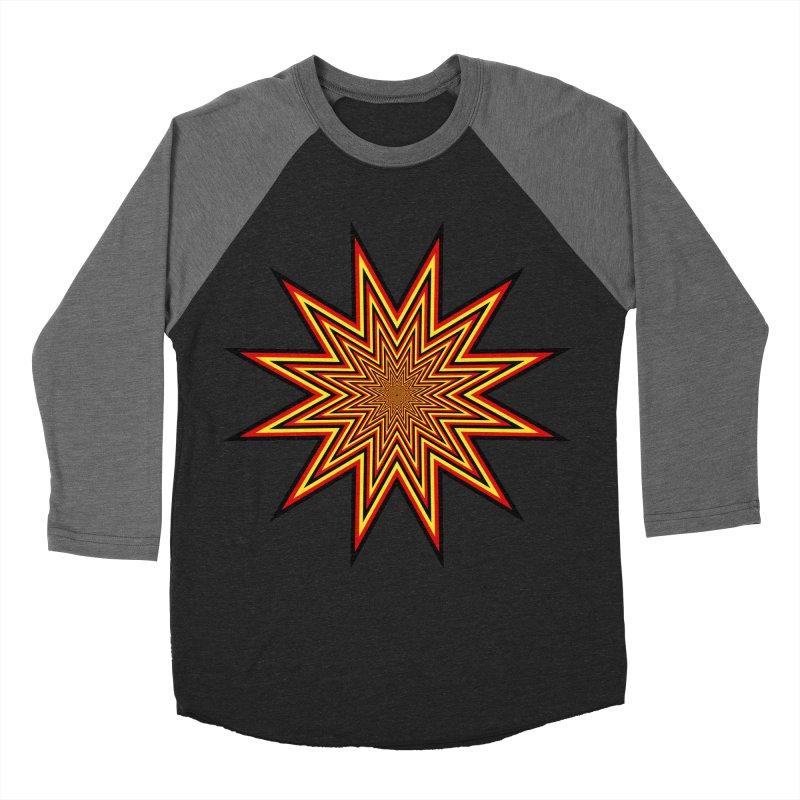 12 Star Women's Baseball Triblend Longsleeve T-Shirt by nickaker's Artist Shop