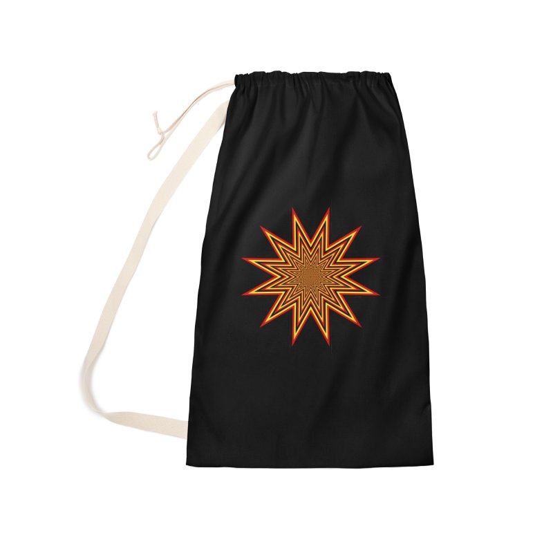 12 Star Accessories Laundry Bag Bag by nickaker's Artist Shop