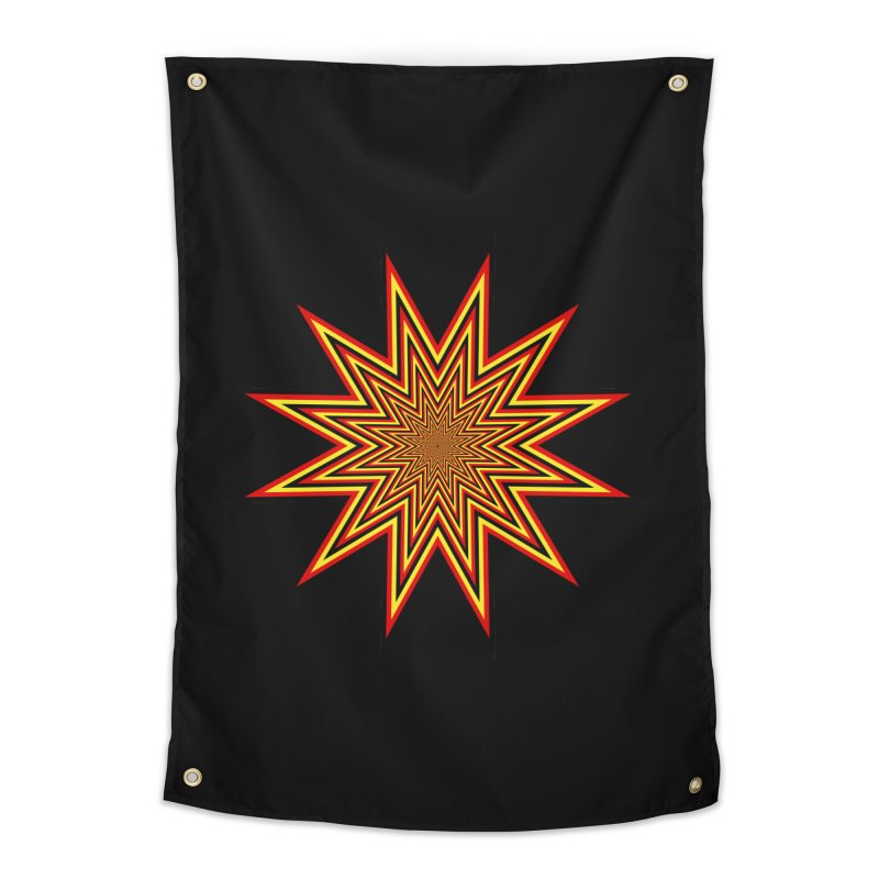 12 Star Home Tapestry by nickaker's Artist Shop