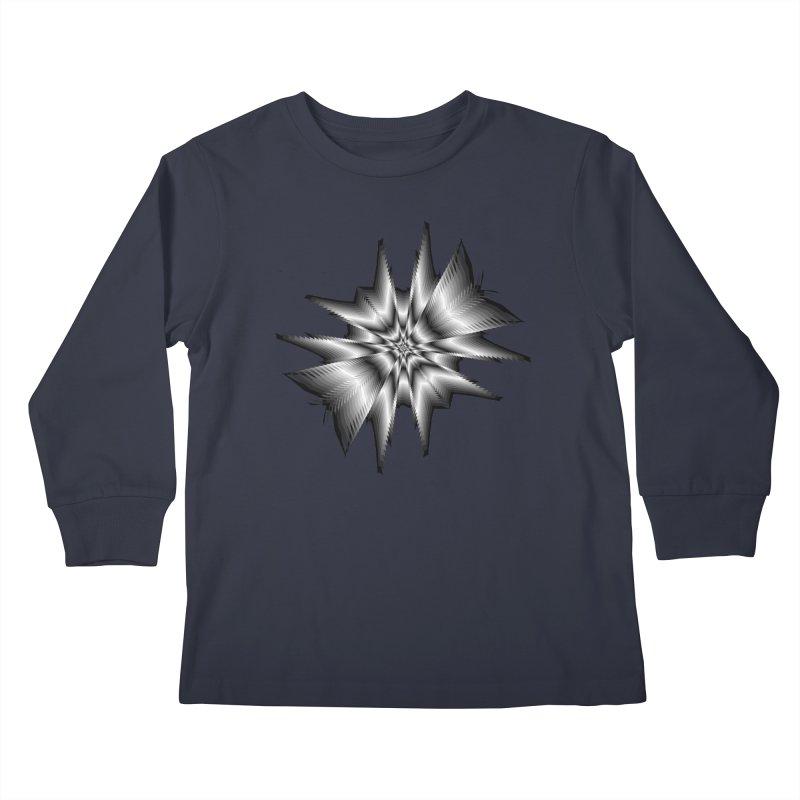 BXA Kids Longsleeve T-Shirt by nickaker's Artist Shop