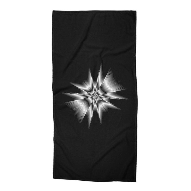 BXA Accessories Beach Towel by nickaker's Artist Shop
