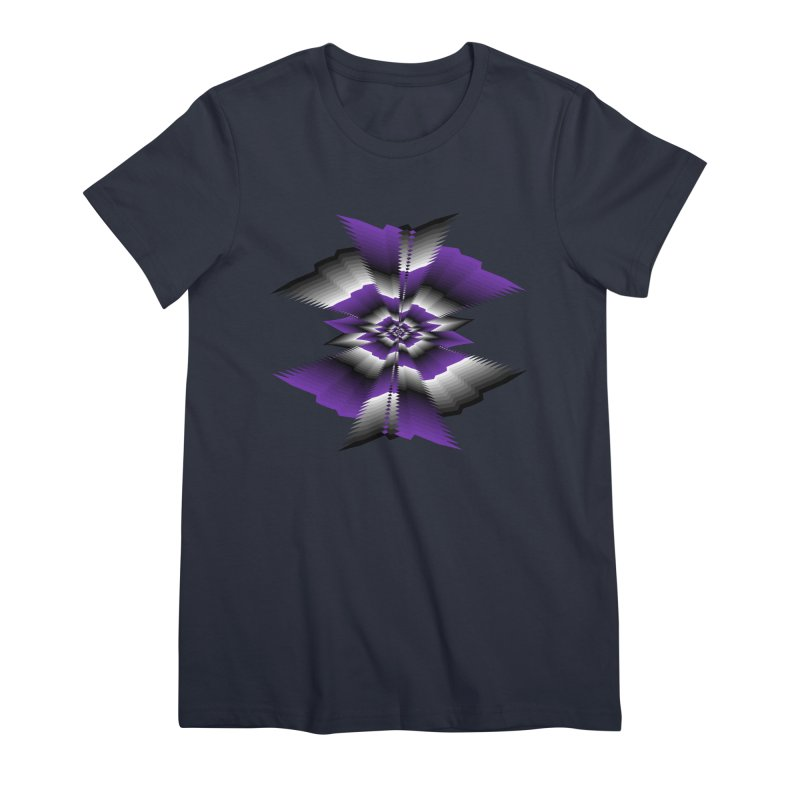 Catch X-22 P&B Women's Premium T-Shirt by nickaker's Artist Shop