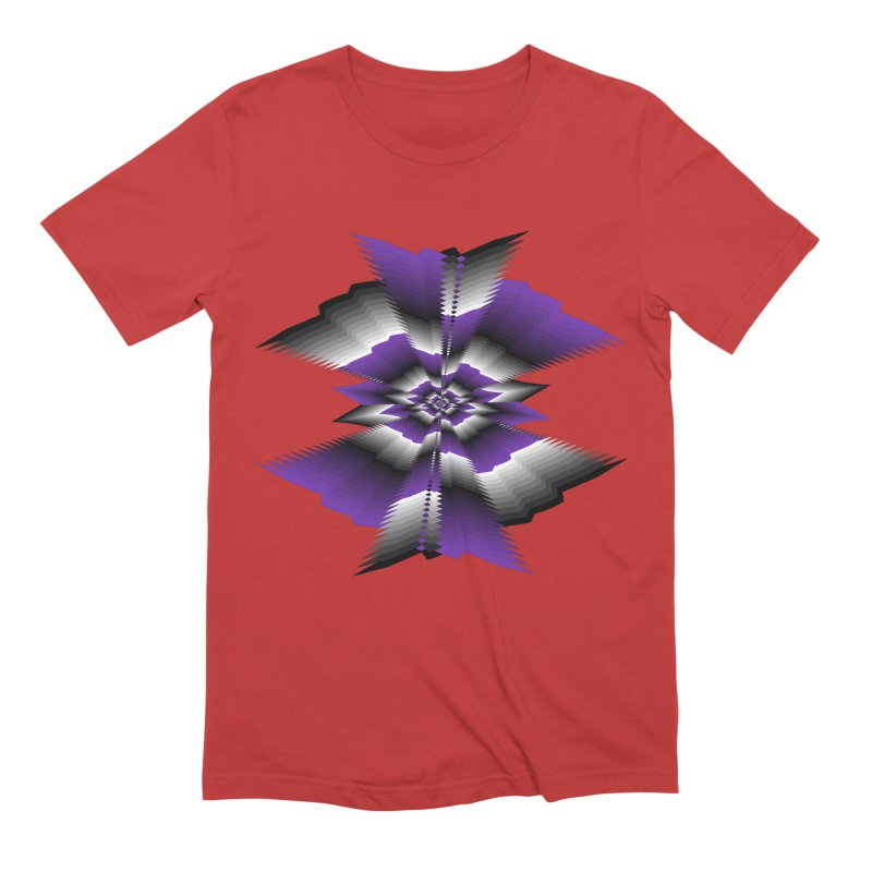 Catch X-22 P&B Men's Extra Soft T-Shirt by nickaker's Artist Shop