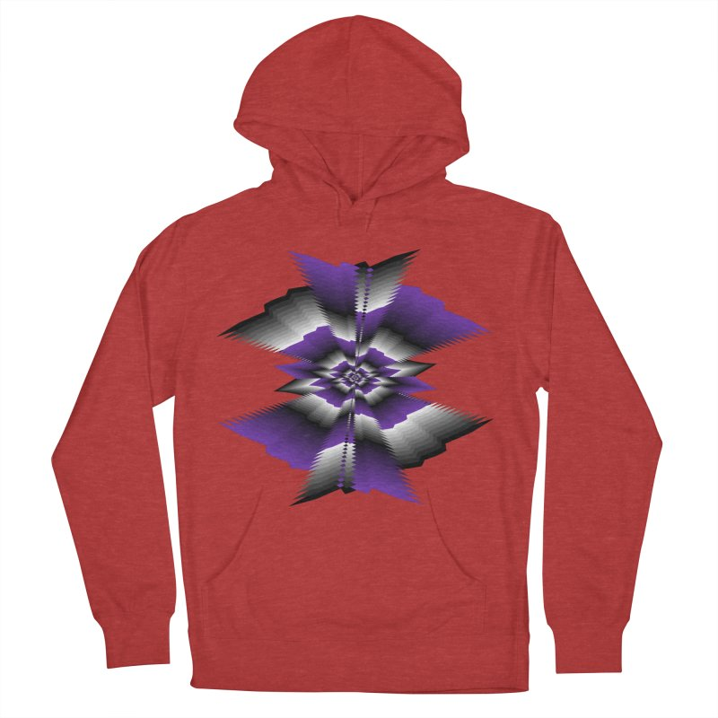 Catch X-22 P&B Women's French Terry Pullover Hoody by nickaker's Artist Shop