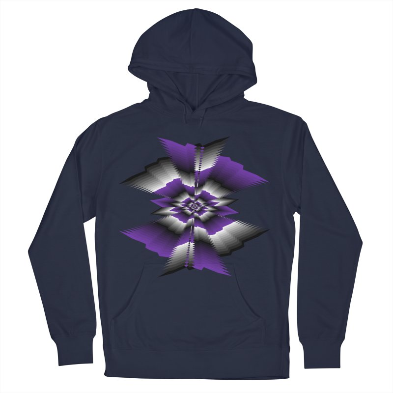 Catch X-22 P&B Men's French Terry Pullover Hoody by nickaker's Artist Shop
