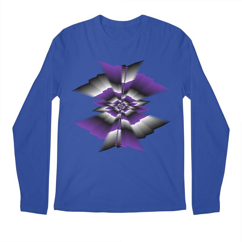 Catch X-22 P&B Men's Longsleeve T-Shirt by nickaker's Artist Shop