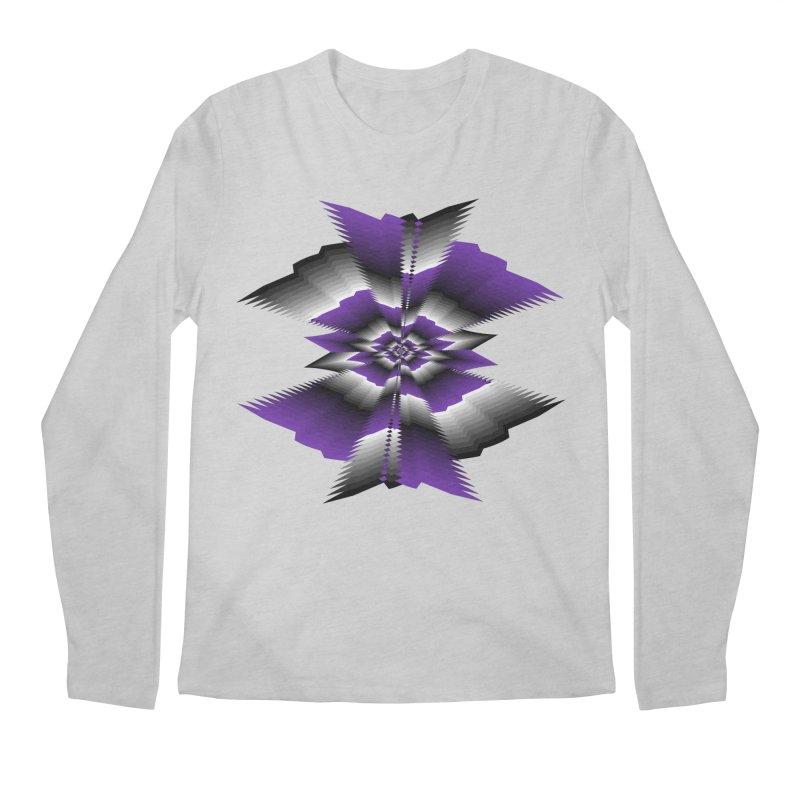 Catch X-22 P&B Men's Regular Longsleeve T-Shirt by nickaker's Artist Shop