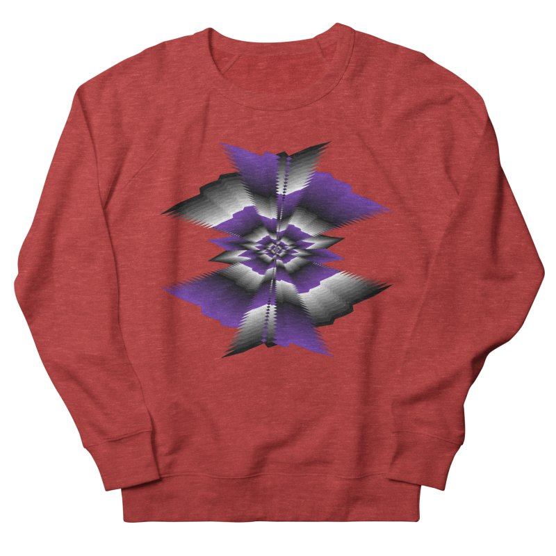 Catch X-22 P&B Men's French Terry Sweatshirt by nickaker's Artist Shop