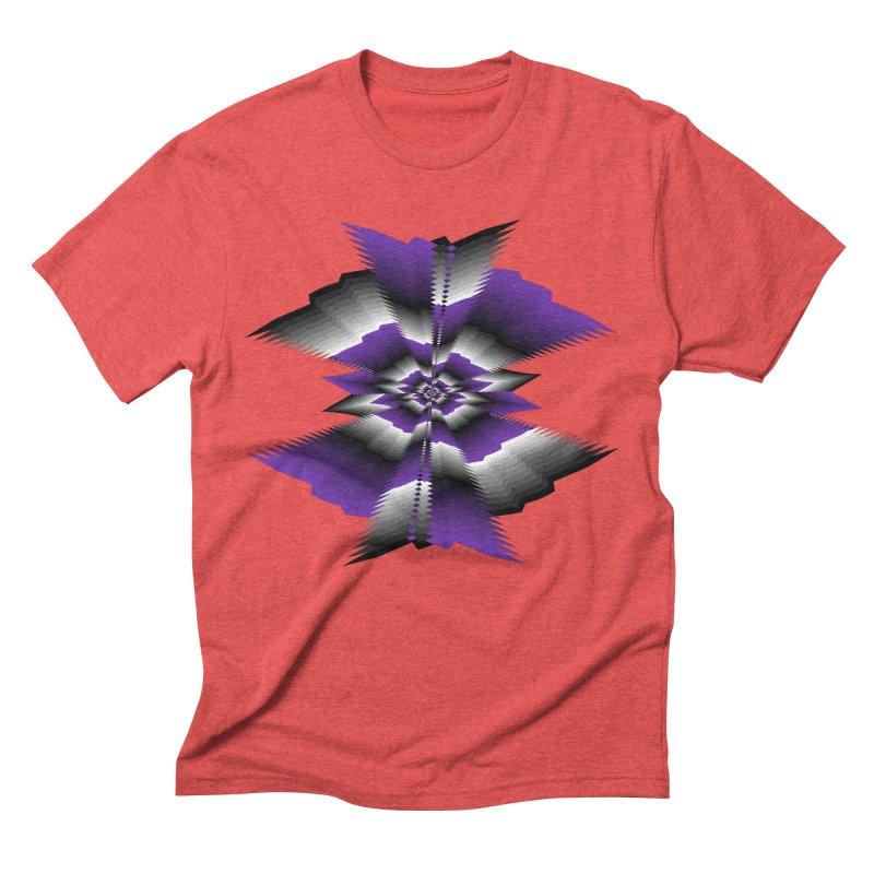 Catch X-22 P&B Men's Triblend T-shirt by nickaker's Artist Shop