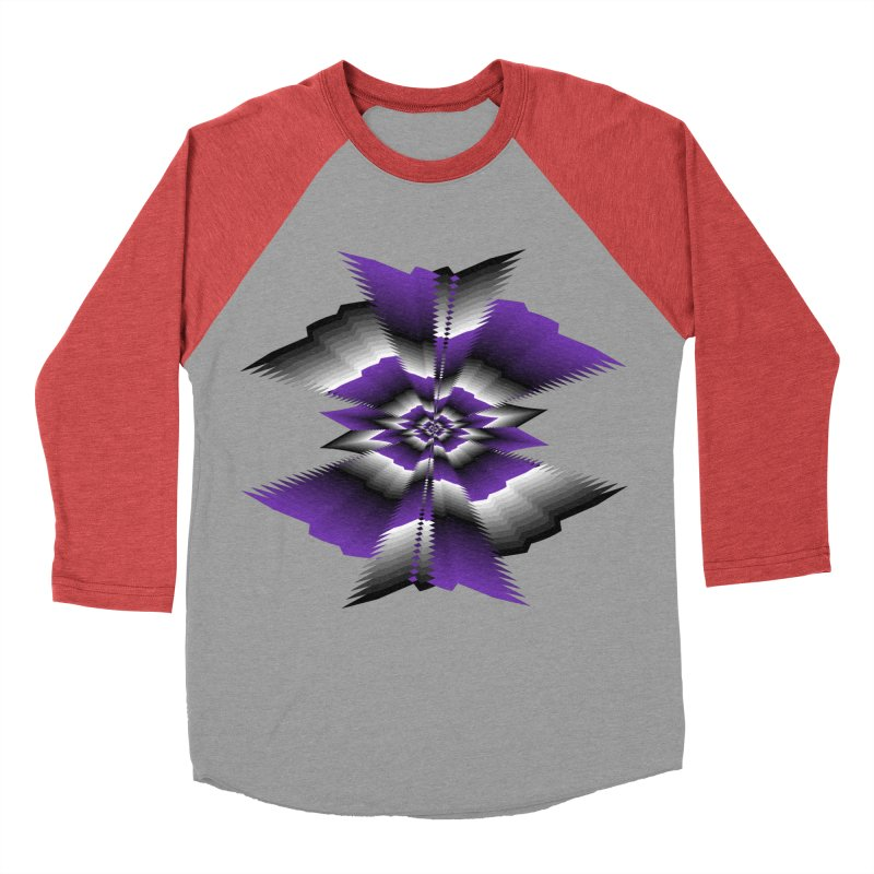 Catch X-22 P&B Men's Baseball Triblend T-Shirt by nickaker's Artist Shop