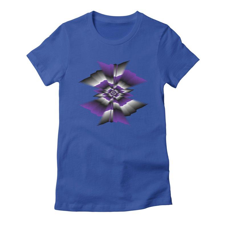 Catch X-22 P&B Women's Fitted T-Shirt by nickaker's Artist Shop