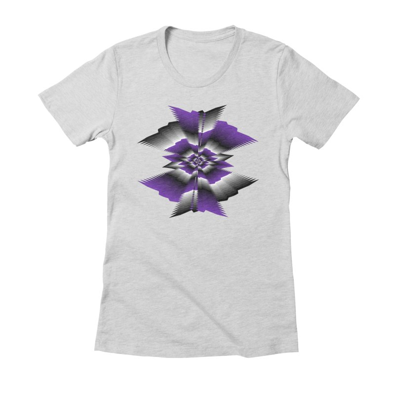 Catch X-22 P&B Women's Fitted T-Shirt by nickaker's Artist Shop