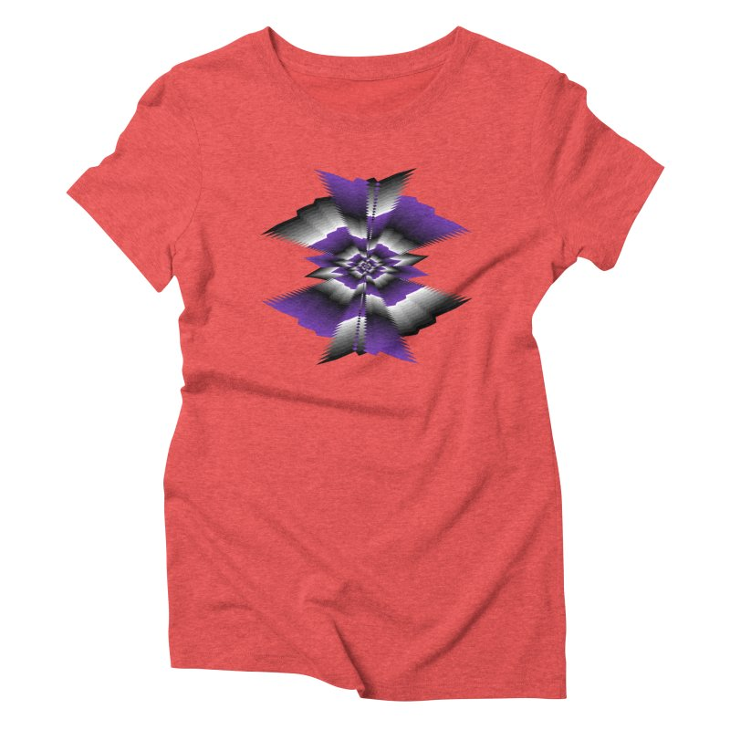 Catch X-22 P&B Women's Triblend T-Shirt by nickaker's Artist Shop