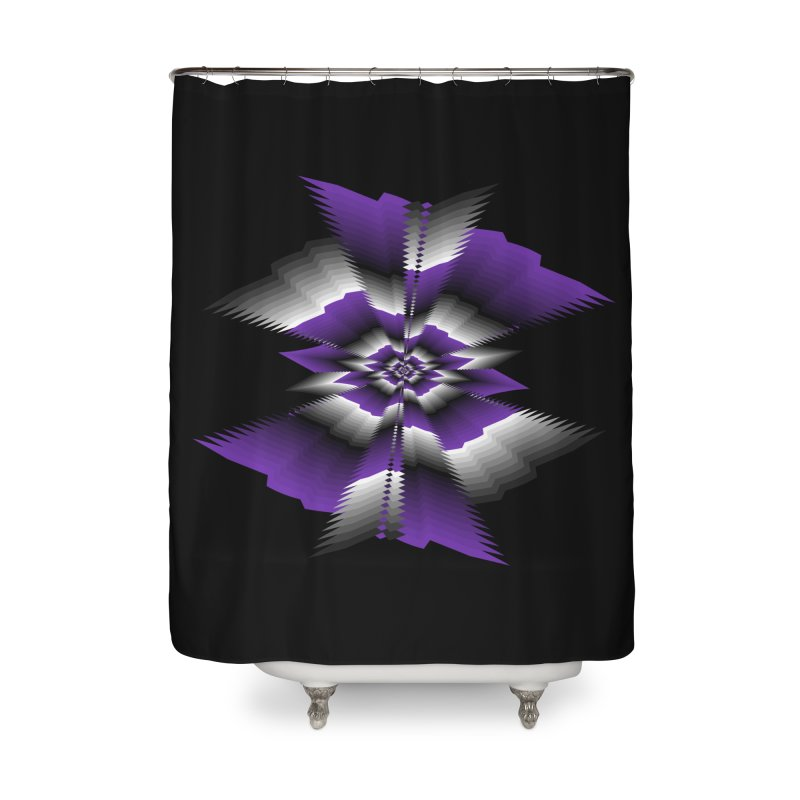 Catch X-22 P&B Home Shower Curtain by nickaker's Artist Shop