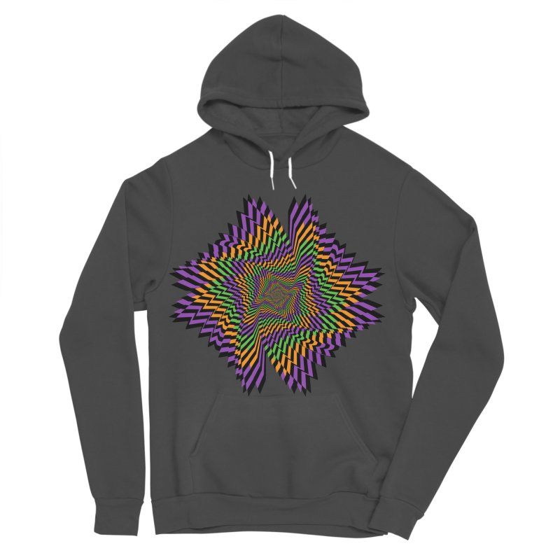 Hallow Spin Women's Sponge Fleece Pullover Hoody by nickaker's Artist Shop