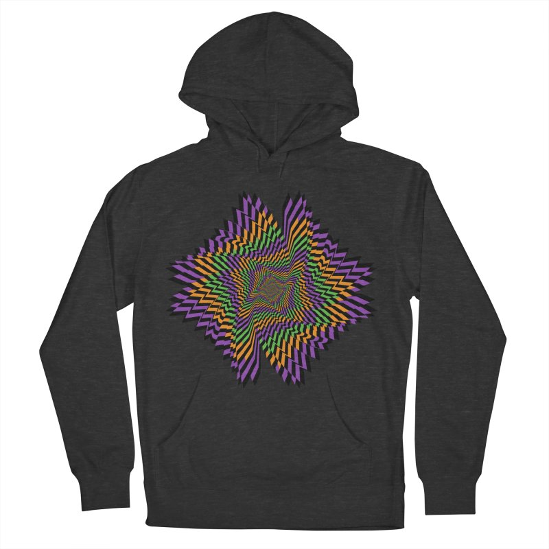 Hallow Spin Men's Pullover Hoody by nickaker's Artist Shop