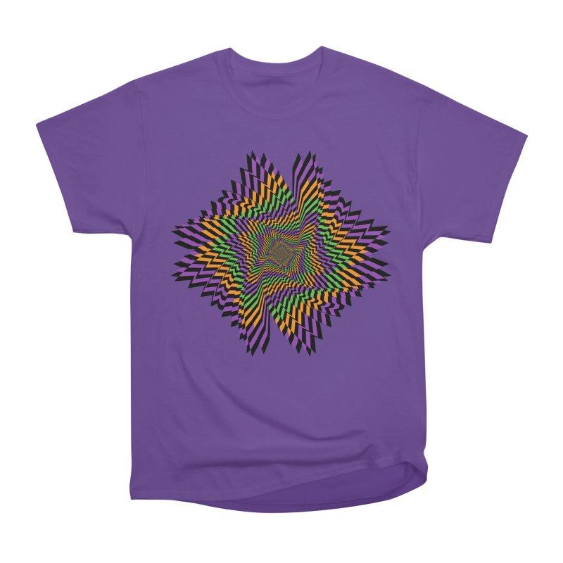 Hallow Spin Women's Heavyweight Unisex T-Shirt by nickaker's Artist Shop