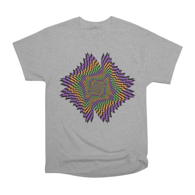Hallow Spin Men's Heavyweight T-Shirt by nickaker's Artist Shop