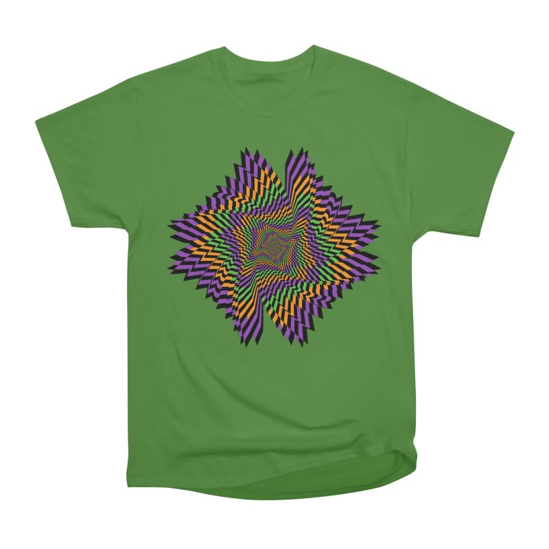 Hallow Spin Men's Classic T-Shirt by nickaker's Artist Shop