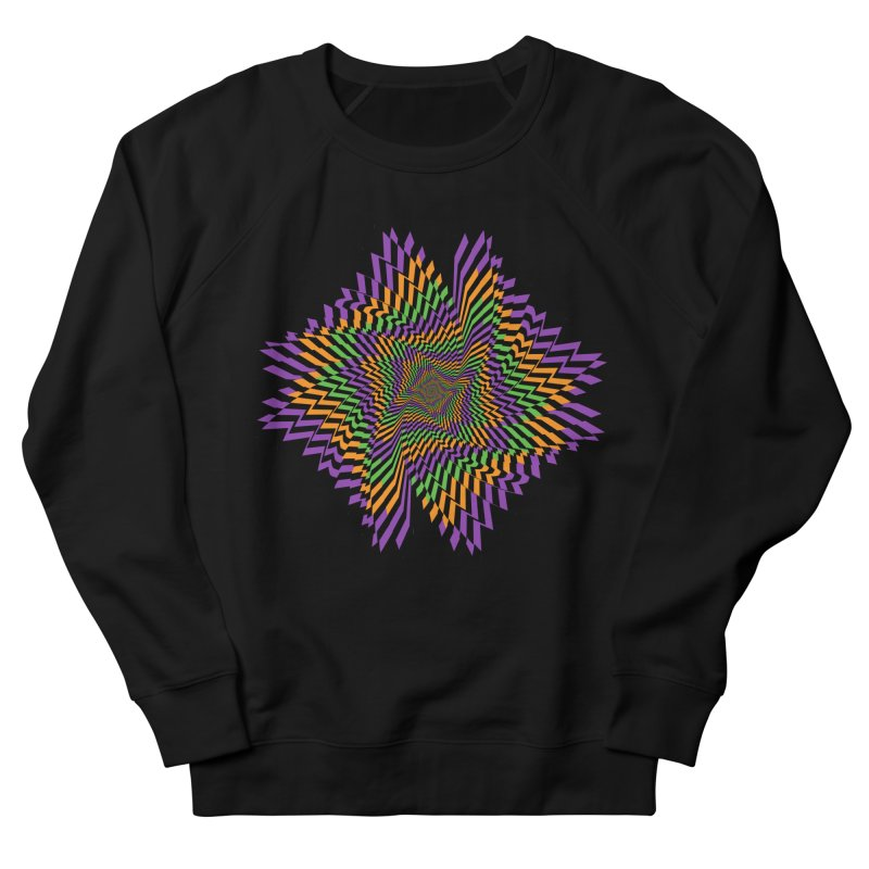 Hallow Spin Women's French Terry Sweatshirt by nickaker's Artist Shop