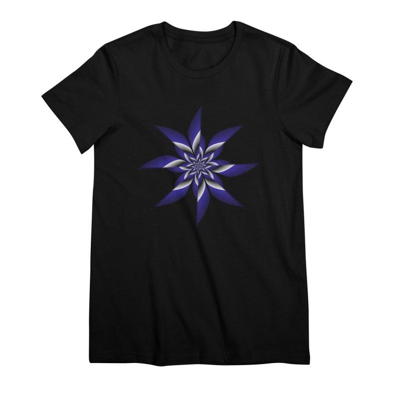 Ninja Star Pincher Women's Premium T-Shirt by nickaker's Artist Shop